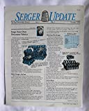 img - for Serger Update Vol. 7 No. 7 October 1993 book / textbook / text book