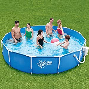 Above ground pool enjoying this above ground for Pool design must haves