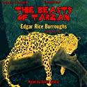 The Beasts of Tarzan: Tarzan Series, Book 3 (       UNABRIDGED) by Edgar Rice Burroughs Narrated by David Sharp