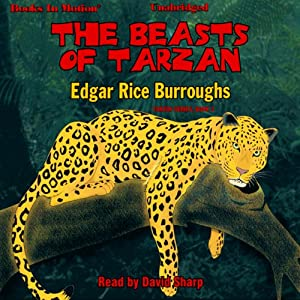 The Beasts of Tarzan: Tarzan Series, Book 3 | [Edgar Rice Burroughs]