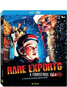 Rare Exports: A Christmas Tale (Blu-Ray + DVD)