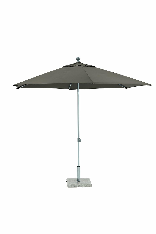 Kettler Sonnenschirm, silber/taube, 200 x 201 jetzt kaufen