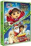 echange, troc Dora l'exploratrice - Dora et la magie de Noël + Go Diego! - Vol. 6 : Diego sauve Noël !
