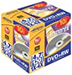 Memorex DVD+RW DVD-Rohlinge 4,7 GB (1x-4x) 10er Pack Jewel Case