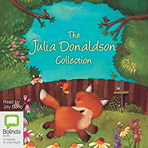The Julia Donaldson Collection Audiobook