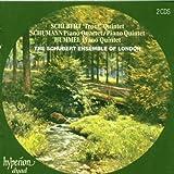 Schubert, Schumann & Hummel - Piano Quintets