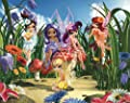 Walltastic Magical Fairies Wallpaper Mural