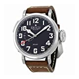 Zenith Elite Pilot Automatic Black Dial Mens Watch 03.2430.693/21.C723 (Color: Black)