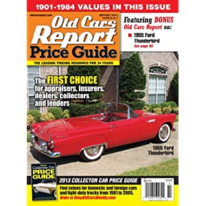 Old Cars Price Guide (1-year) [Print + Kindle]
