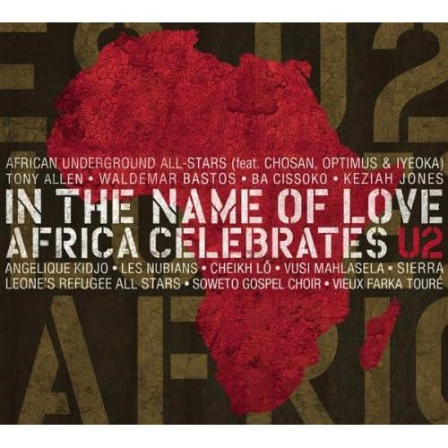 Africa celebrates U2