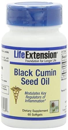 Отзывы Life Extension Black Cumin Seed Oil