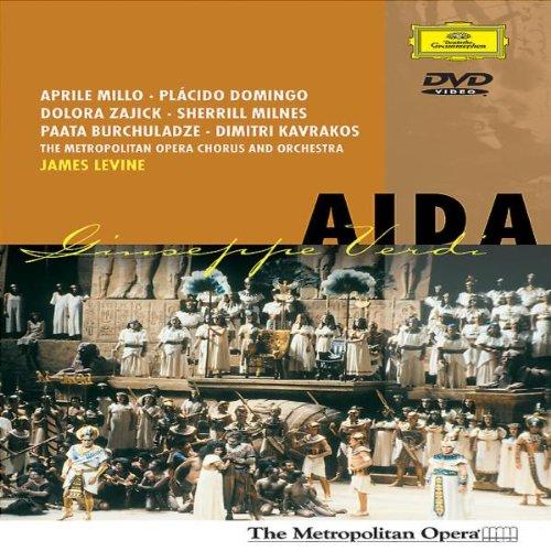 Verdi: Aida. Metropolitan Opera [DVD] [NTSC]