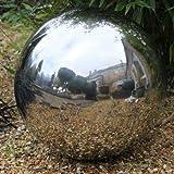 100cm Stainless Steel Sphere Decorative Garden Ornament