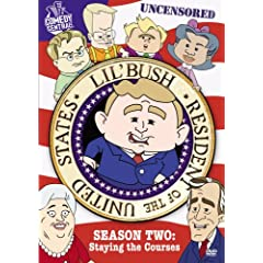 Lil' Bush: Resident of United States - Season Two