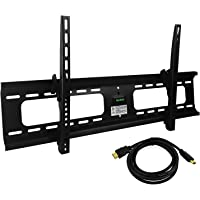 Ultra-Slim VESA Flat TV Tilting Wall Mount