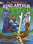 The Adventures of King Arthur Colorin...