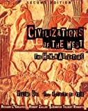 Civilizations of the West, Volume I: From Antiquity to 1715 (2nd Edition) (0673982823) by Greaves, Richard L.