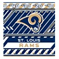 Turner NFL St. Louis Rams Stretch Book Covers (8190193)