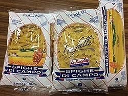 Spighe Pasta Penne + Farfalle + Spaghetti 500gms each