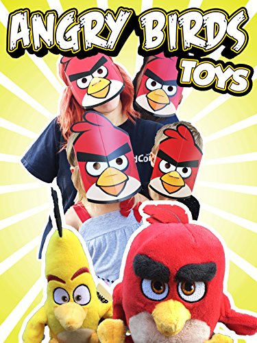 ANGRY BIRDS in Real Life + Angry Birds Toys Lego Sets Bad Piggies Angry Birds Game by EpicToyChannel