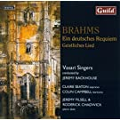 Ein deutsches Requiem by Brahms
