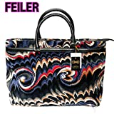 (フェイラー)FEILER 正規品 【フェイラー】 フェイラーFEILERバッグ『マーブリング』ブラック10638