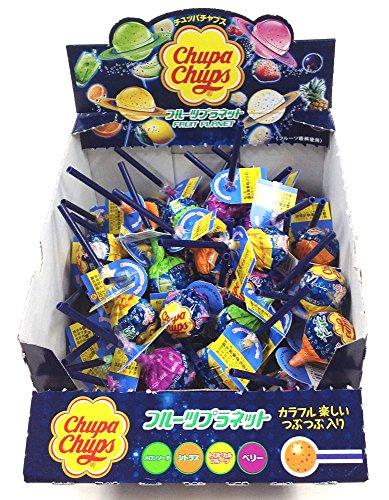 森永製菓 チュッパチャプス<フルーツプラネット> 1個×45本