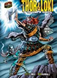 Thor & Loki: In the Land of Giants: A Norse Myth (Graphic Myths and Legends) (Graphic Myths & Legends (Paperback))