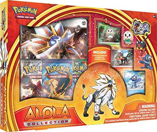 Pokemon pok80192TCG colección Alola Juego de cartas