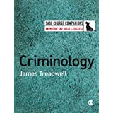 Criminology (SAGE Course Companions series)by James Treadwell