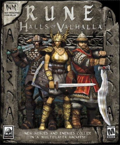 Rune Expansion: Halls of Valhalla