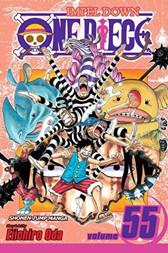 One Piece Volume 55