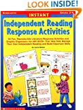 Independent Reading Response Activities: Grades 2-4