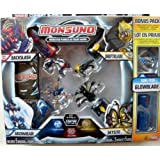 Monsuno Bonus Combat 5-pack