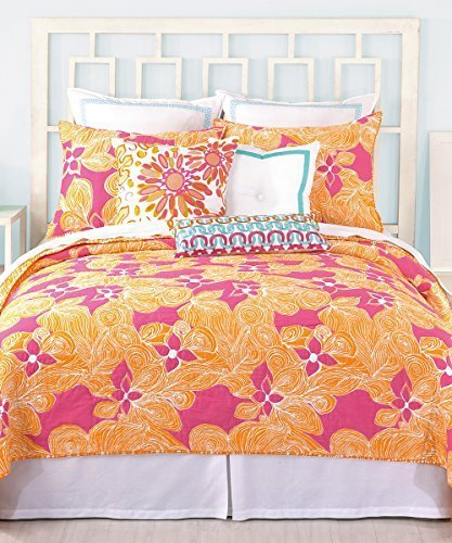 trina-turk-residential-floral-coverlet-yellow-pink-twin-by-trina-trunk