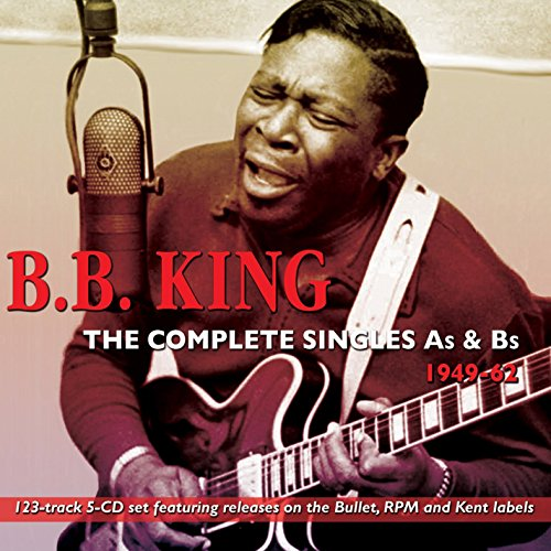 B B King-The Complete Singles As And Bs 1949-62-5CD-2015-404 Download