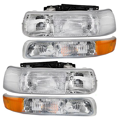 4-pc-set-of-headlights-side-signal-marker-lamps-for-chevrolet-pickup-suv-16526133-16526134-15199558-