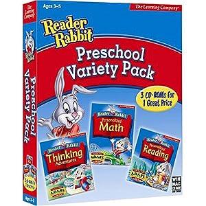 Amazon.com: Reader Rabbit Variety Pack - PC/Mac: Video Games