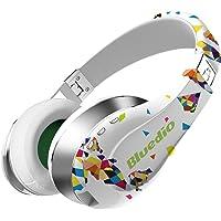 Bluedio A-Air Over-Ear Wireless Bluetooth Headphones (White)