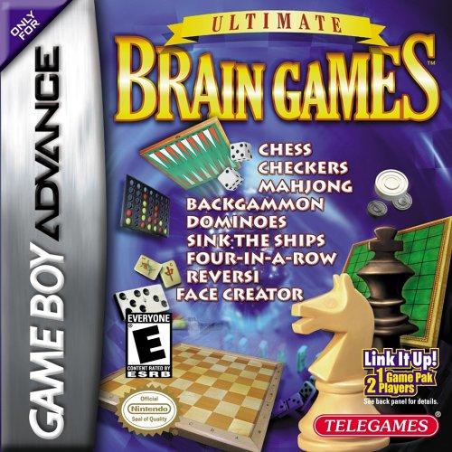 Telegames-ULTIMATE BRAIN GAMES