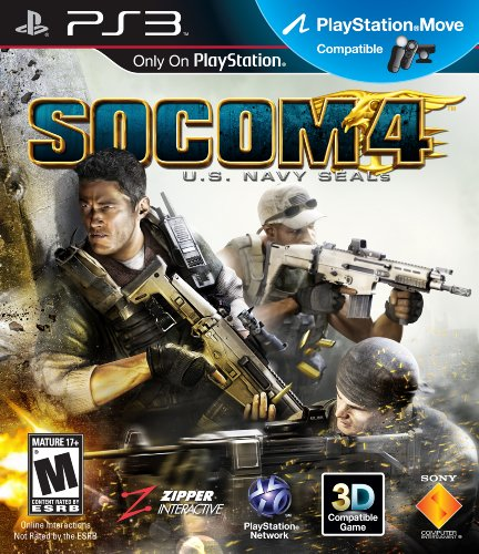 SOCOM 4: U.S. Navy Seals(輸入版)