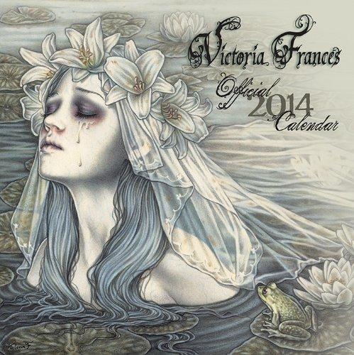 Victoria Frances Official 2014 Calendar (Square)