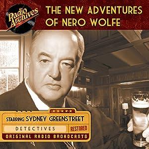 The New Adventures of Nero Wolfe Radio/TV Program