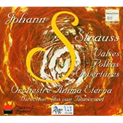 Strauss: Waltzes, Polkas, Overtures