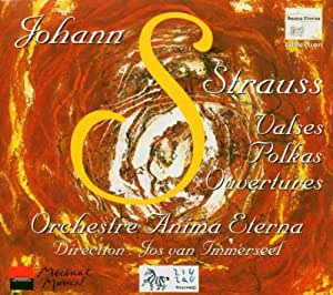 J. Strauss - Valses / Polkas / Ouvertures