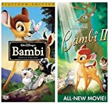 Bambi (Platinum Edition) and Bambi II VHS