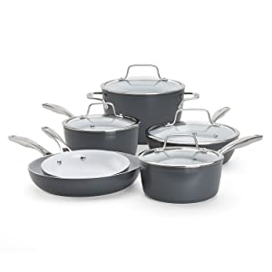 Bialetti Aeternum Signature 7308 10 Piece Cookware Set with review