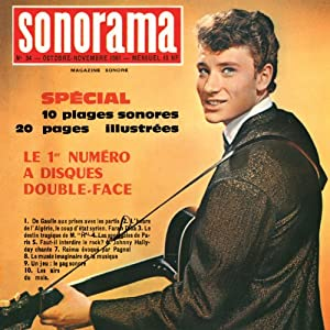 Sonorama Johnny Hallyday (Promo JukeBox)