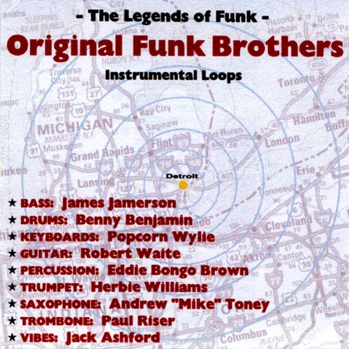 Original Funk Brothers Instrumental Loops (Funk Brothers compare prices)