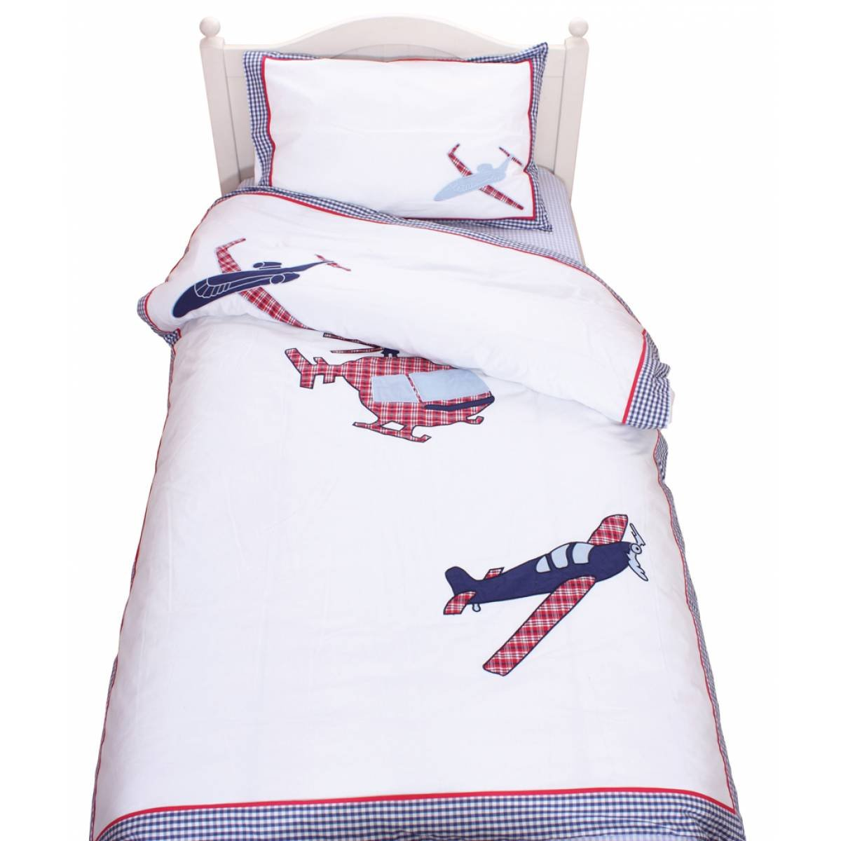 Airplane Bedding Totally Kids Totally Bedrooms Kids